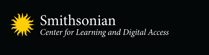 logo of the Smithsonian Center for Learning and Digital Access. Click to learn more.