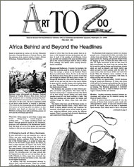 Africa Behind and Beyond the Headlines