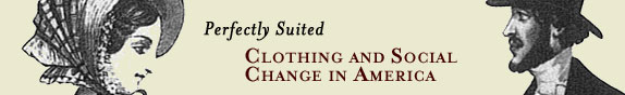 Clothing and Social Change in America