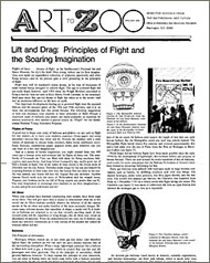 Principles of Flight and the Soaring Imagination