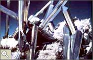 Stibnite photo