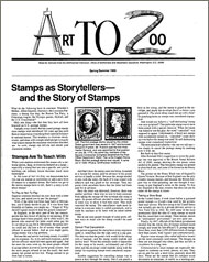 Stamps as Storytellers (And the Story of Stamps)