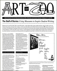 Using Museums to Inspire Student Writing
