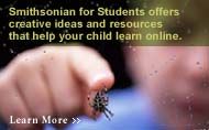 Smithsonian for students - Learn more