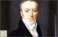 Portrait of James Smithson