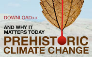 Prehistoric Climate Change (And Why It Matters Today)