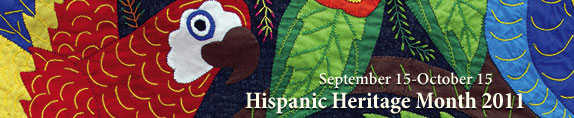 Hispanic Heritage Month 2011