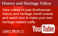 History and Heritage Videos on YouTube