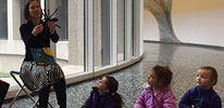 STORYTIME+ at the Hirshhorn
