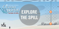 Gulf Oil Spill Interactive Story Map