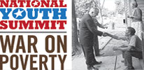 National Youth Summit on the War on Poverty