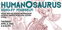 Humanosaurus: Dino-fy Yourself!