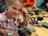 Spark!Lab: Where Museum Visitors Become Inventors