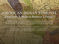 American Indian Removal: What Does It Mean to Remove a People?