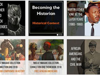 Teaching the African American Experience through Smithsonian Learning Lab